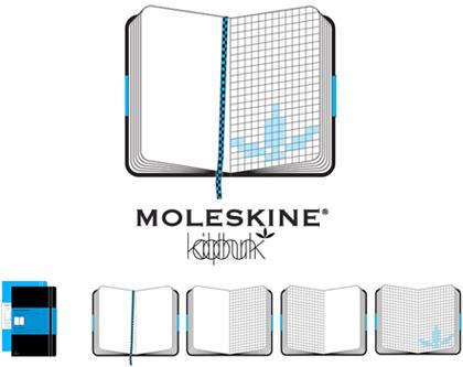 moleskine - kiddphunk corpus callosum edition